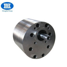 Stainless steel micro hydraulic gear pump
